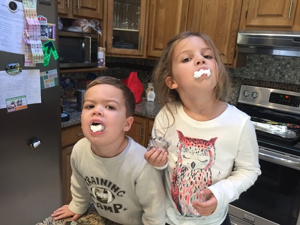 Whipped Cream Faces