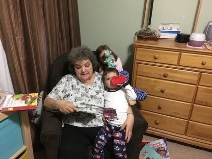Story Time with Grandma1