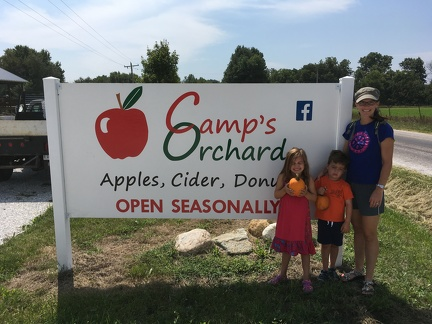 Camps Orchard 2018
