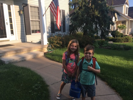 First Day of School 2018c