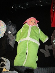 Christmas Story Snow Suit