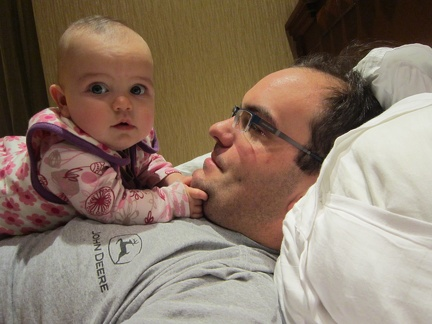 Greta and Daddy2